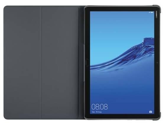 Huawei Original Flip Pouzdro Grey pro MediaPad M5 Lite 10 6901443280698