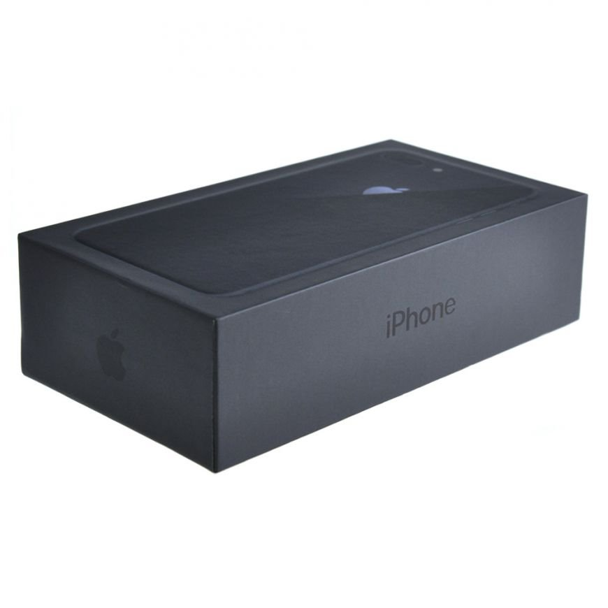 Apple iPhone 8 Plus Grey Prázdný Box
