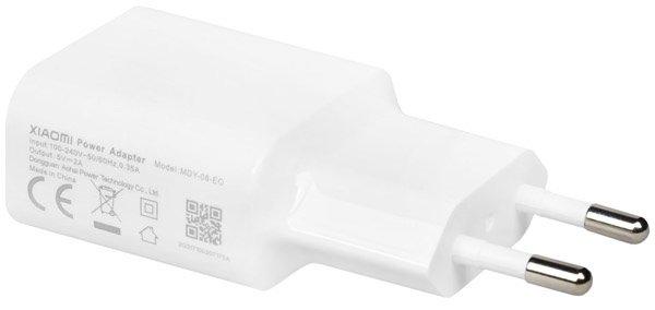Xiaomi C-P17 USB Cestovní nabíječka White (Bulk)