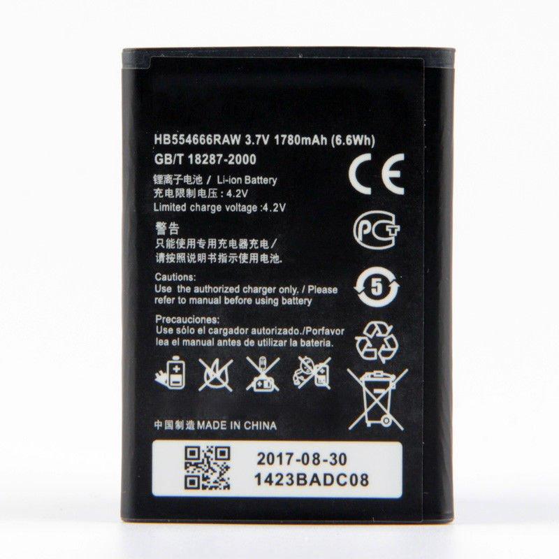 HB554666RAW Huawei Baterie 1780mAh Li-Pol (Bulk)