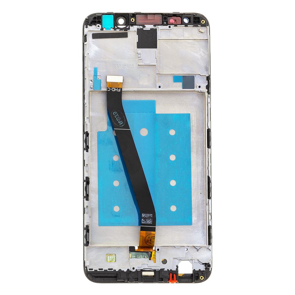 Huawei  Mate 10 Lite LCD Display + Dotyková Deska + Přední Kryt Blue