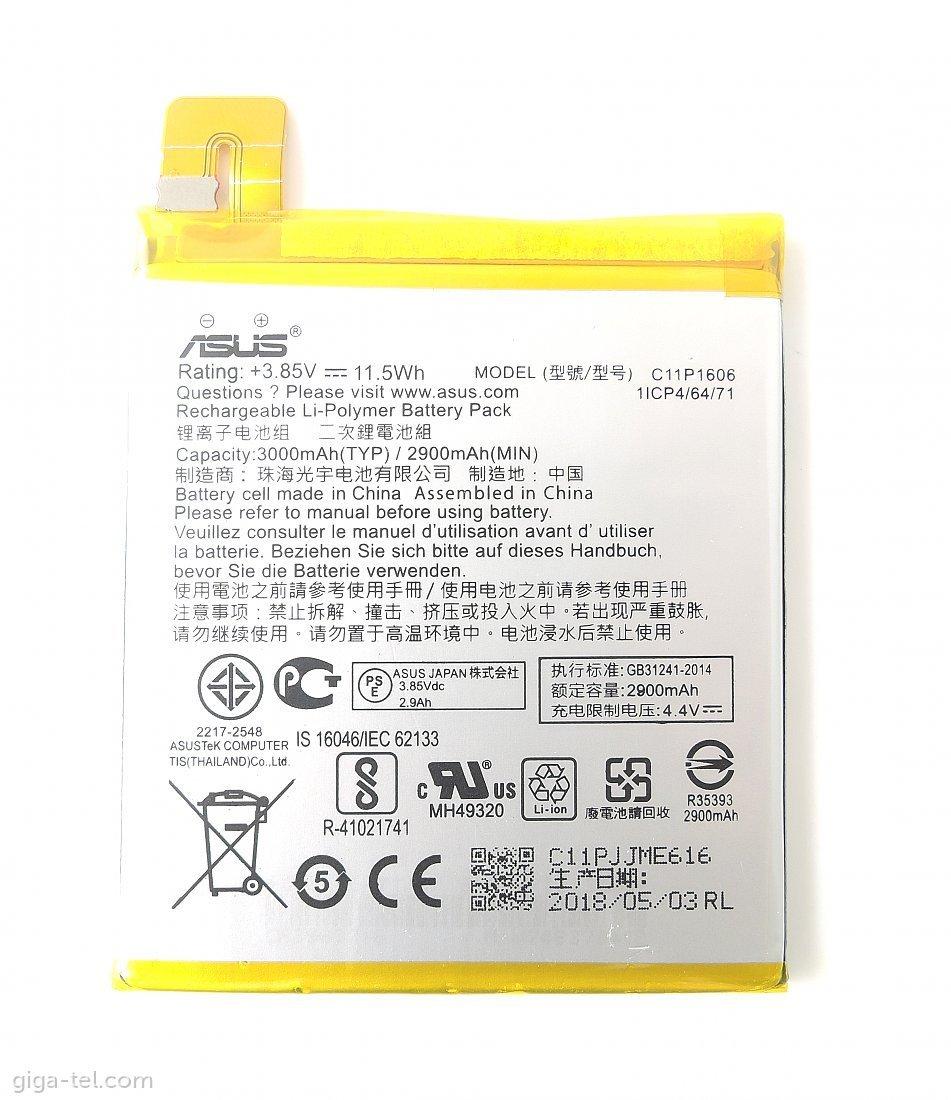 Asus C11P1606 Original Baterie 3000mAh Li-Pol (Bulk)