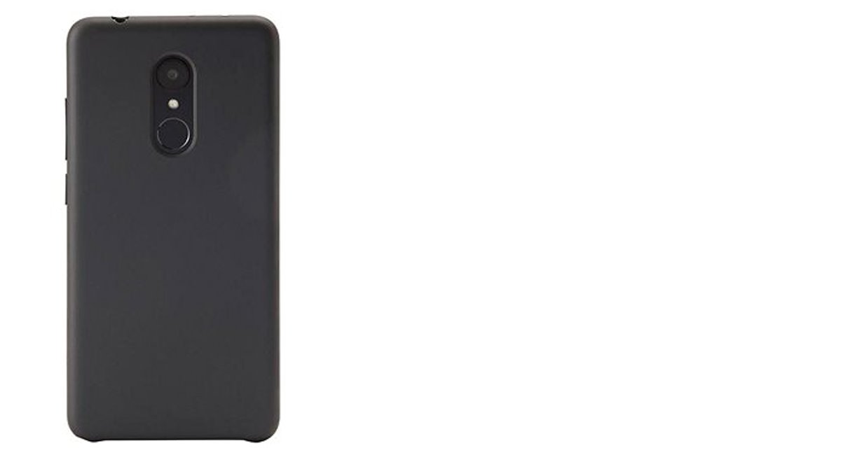 Xiaomi ATF4862GL Original Protective Hard Case Black pro Redmi 5 (EU Blister)