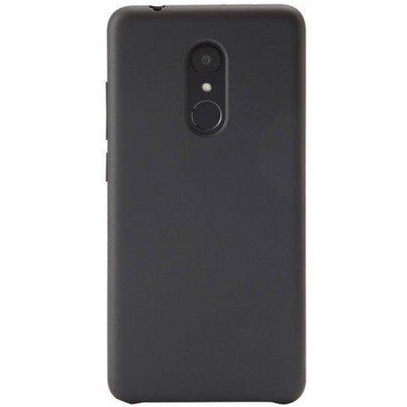 Xiaomi NYE5693GL Original Protective Hard Case Black pro Redmi 5 Plus (EU Blister)