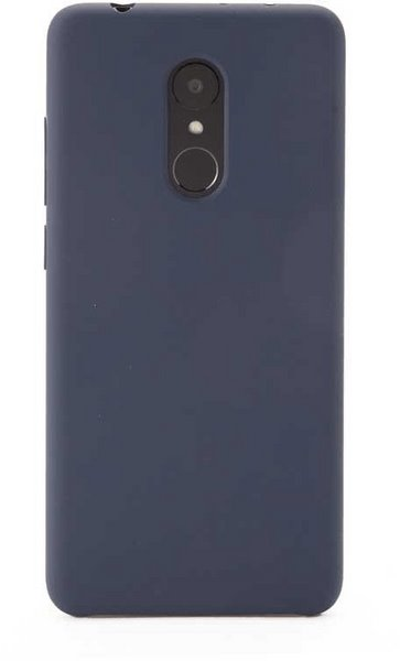 Xiaomi NYE5694GL Original Protective Hard Case Blue pro Redmi 5 Plus (EU Blister)