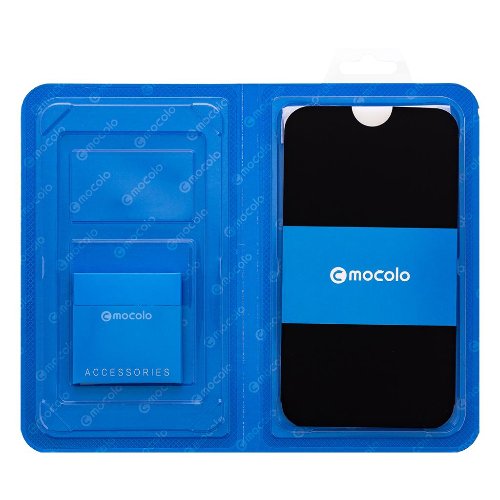 Mocolo 5D Tvrzené Sklo Black pro iWatch 1,2,3,4 40mm