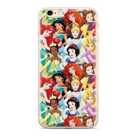 Disney Princess 001 Back Cover Multicolor pro iPhone 5/5S/SE