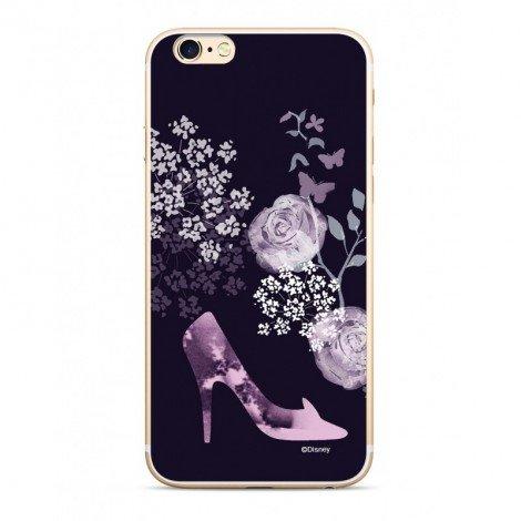 Disney Princess 002 Back Cover Navy Blue pro iPhone 5/5S/SE