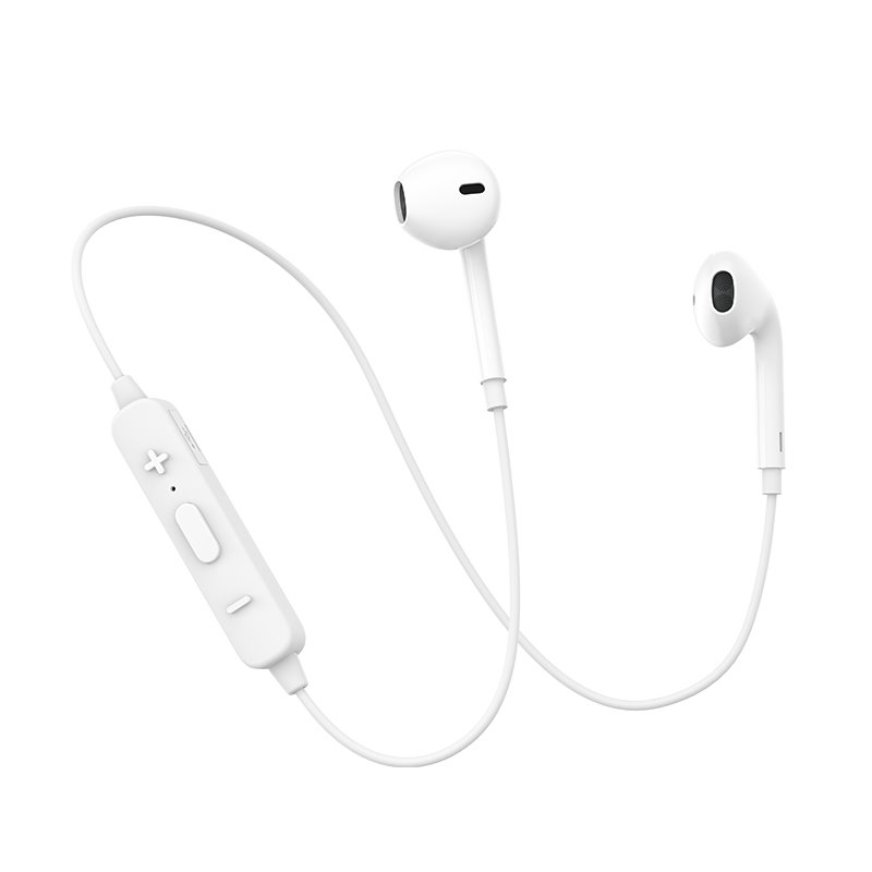 USAMS LN Sport Earphone Wireless Headset White