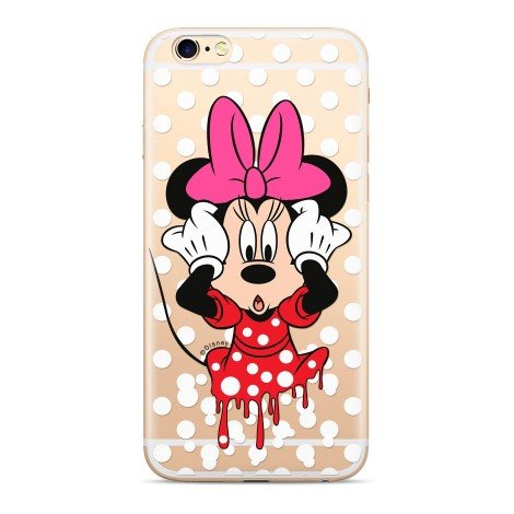 Disney Minnie 016 Back Cover Transprent pro Huawei P Smart