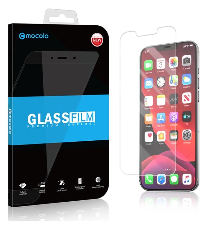 Mocolo 2.5D Tvrzené Sklo 0.33mm AntiBlue Clear pro iPhone 7/8