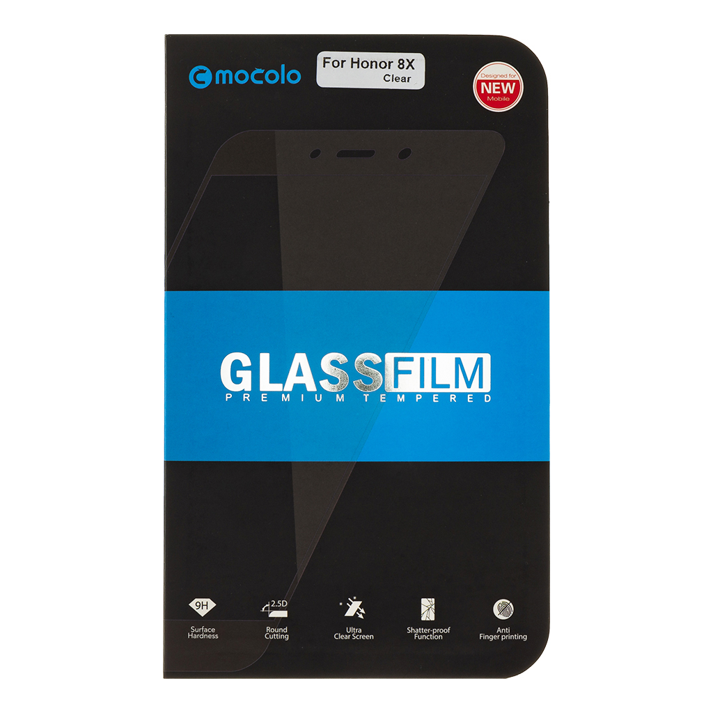 Mocolo 2.5D Tvrzené Sklo 0.33mm Clear pro Samsung J415 Galaxy J4+