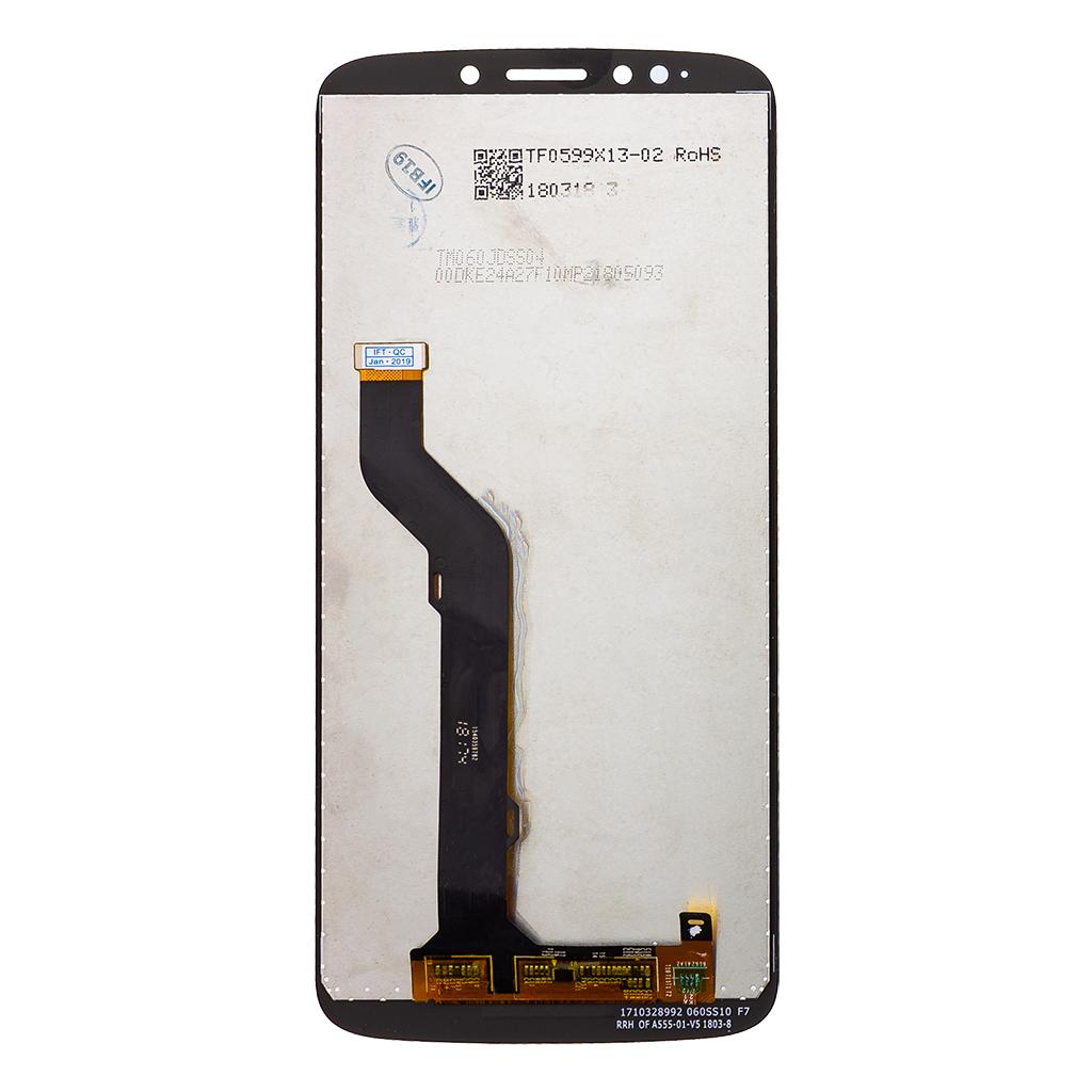 Motorola E5 Play LCD Display + Dotyková Deska Black
