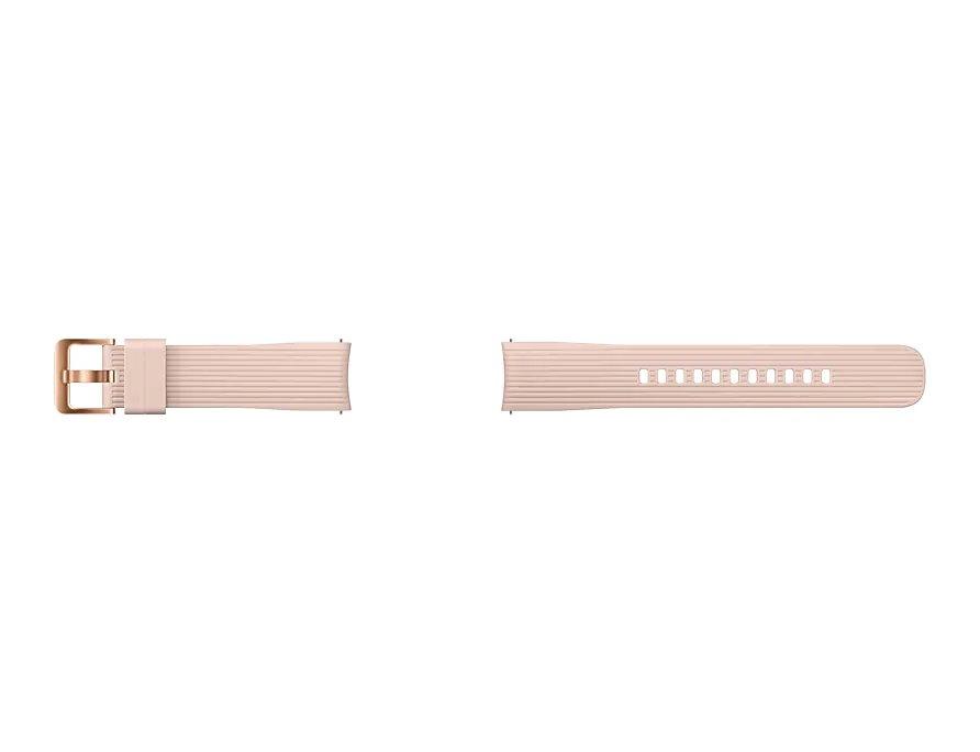 ET-YSU81MPE Samsung Watch Silikonový Řemínek 20mm Pink