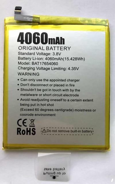 Doogee Baterie 4060mAh pro Mix 2 (Bulk)