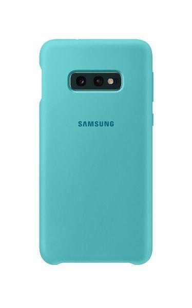 EF-PG970TGE Samsung Silicone Cover Green pro G970 Galaxy S10e