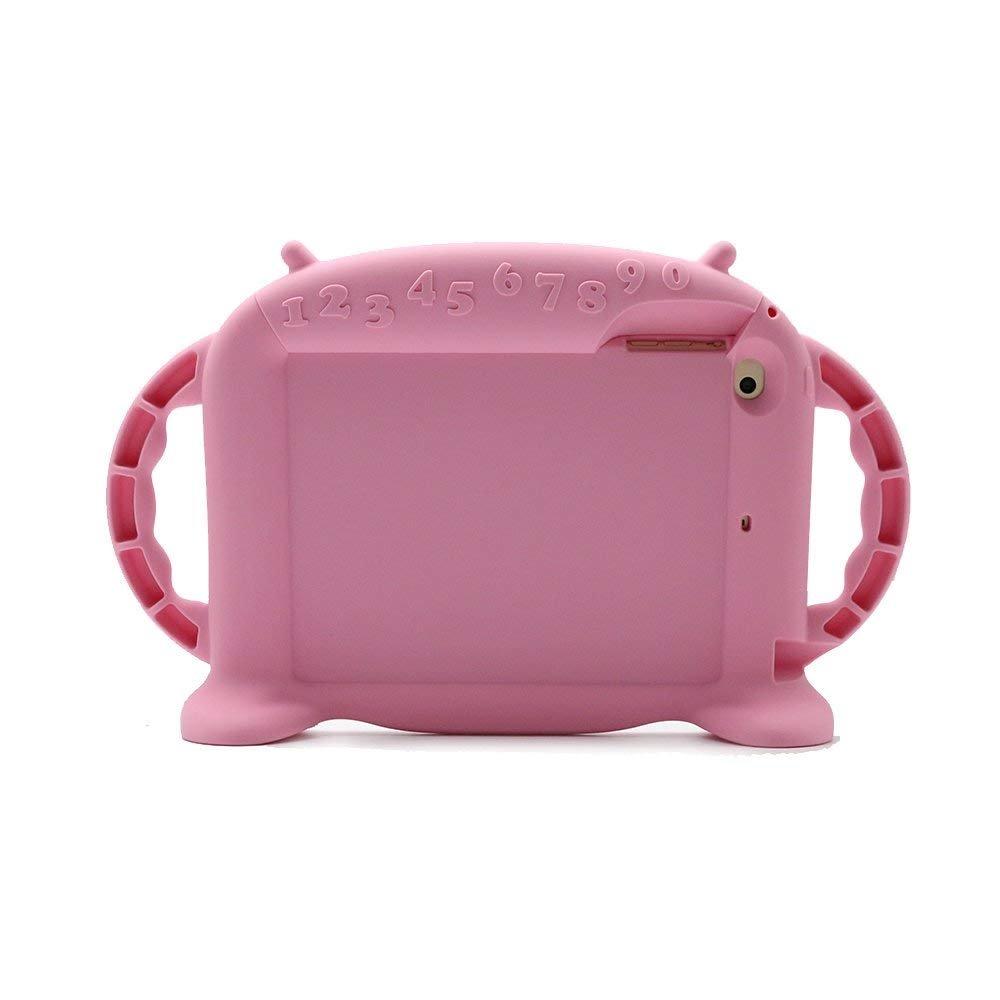Cartoon Pouzdro Pink pro iPad Mini 1/2/3/4 7.9