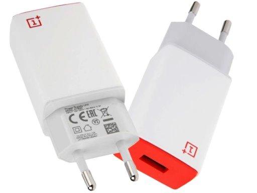 OnePlus AY0520 USB Cestovní nabíječka White (Bulk)