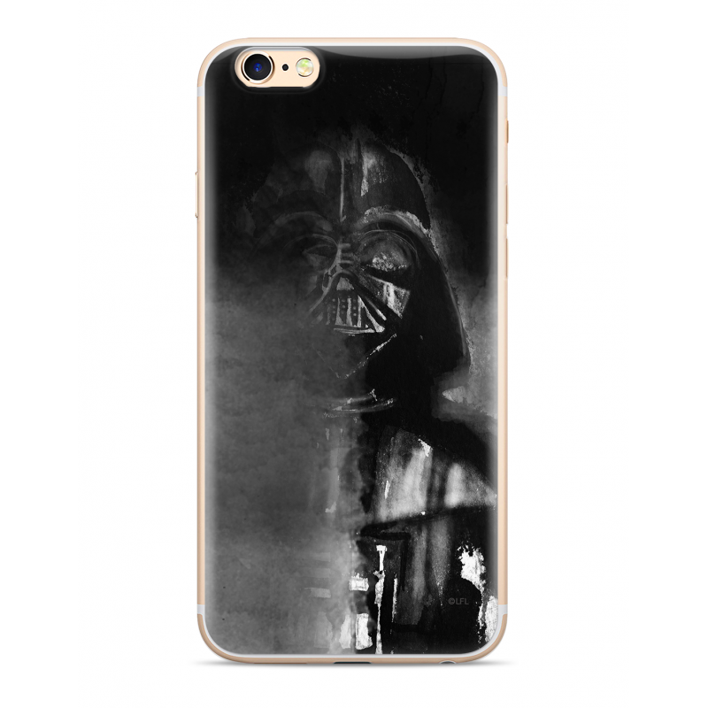 Star Wars Darth Vader 004 Kryt pro iPhone 6/7/8 Plus Black