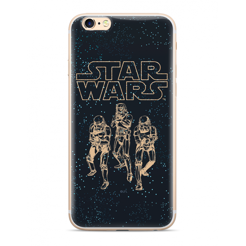 Star Wars 005 Kryt pro iPhone 6/7/8 Plus Dark Blue