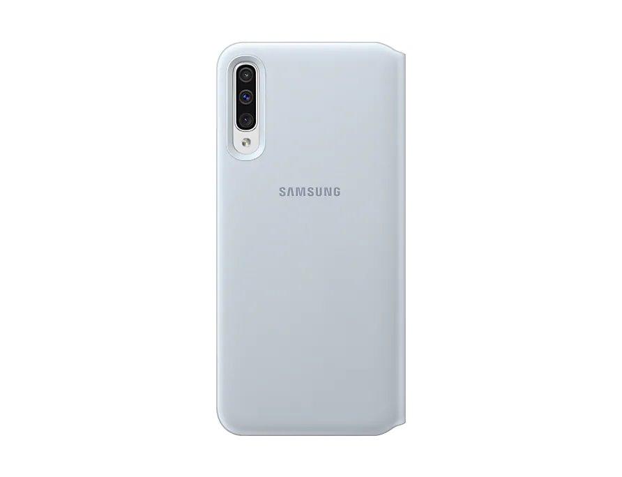EF-WA505PWE Samsung Wallet Pouzdro pro Galaxy A50 White 8801643764012