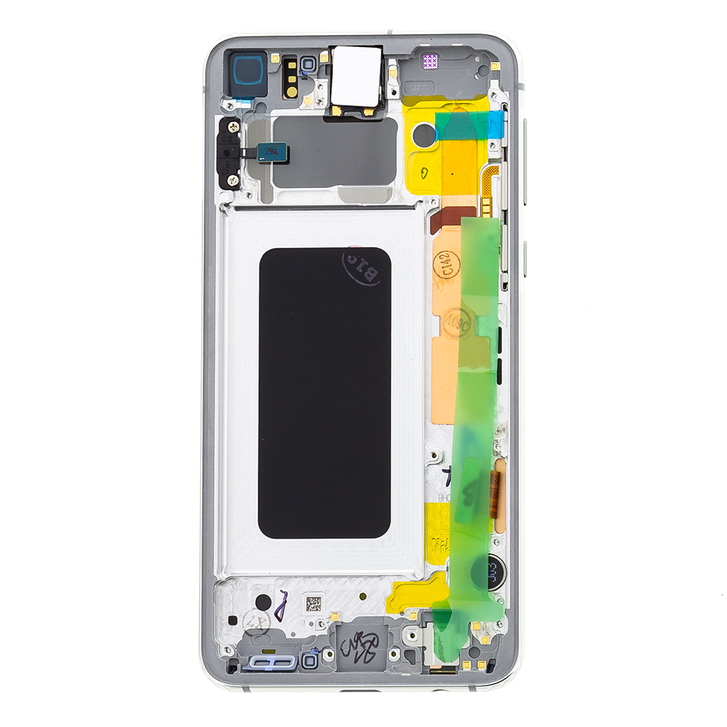 LCD display + Dotyk Samsung G970 Galaxy S10e White (Service Pack)