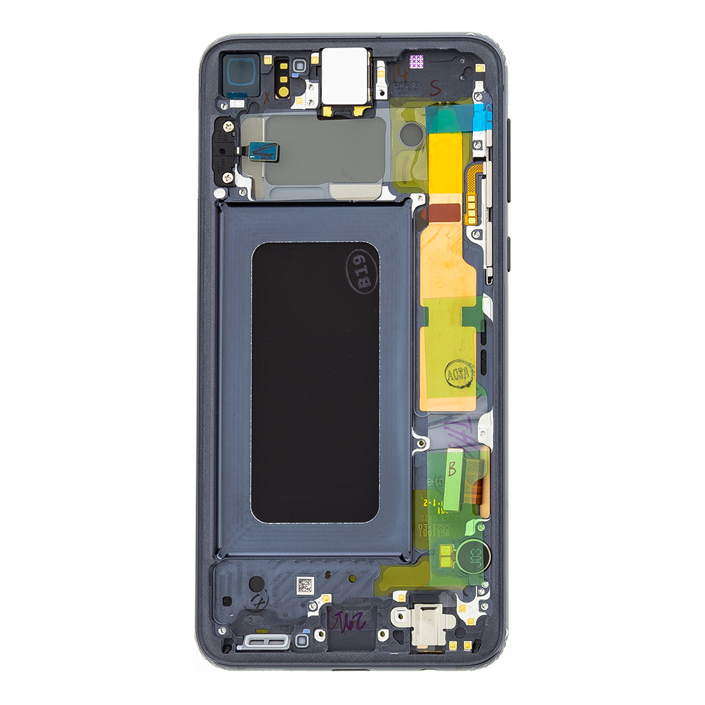 LCD display + Dotyk Samsung G970 Galaxy S10e Black (Service Pack)
