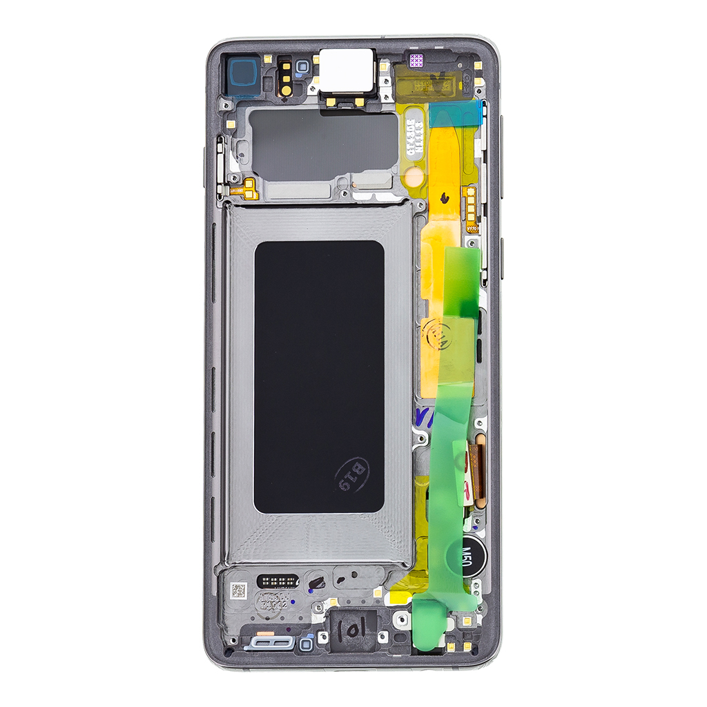 LCD display + Dotyk Samsung G973 Galaxy S10 Black (Service Pack)