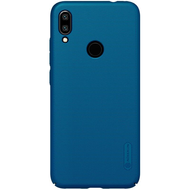 Nillkin Super Frosted Zadní Kryt pro Xiaomi Redmi Note 7 Blue