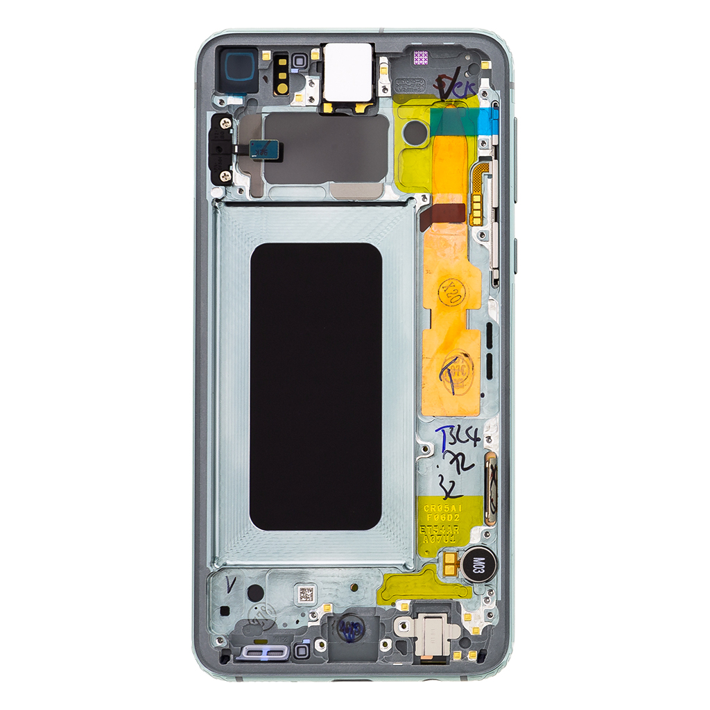 LCD display + Dotyk Samsung G970 Galaxy S10e Green (Service Pack)