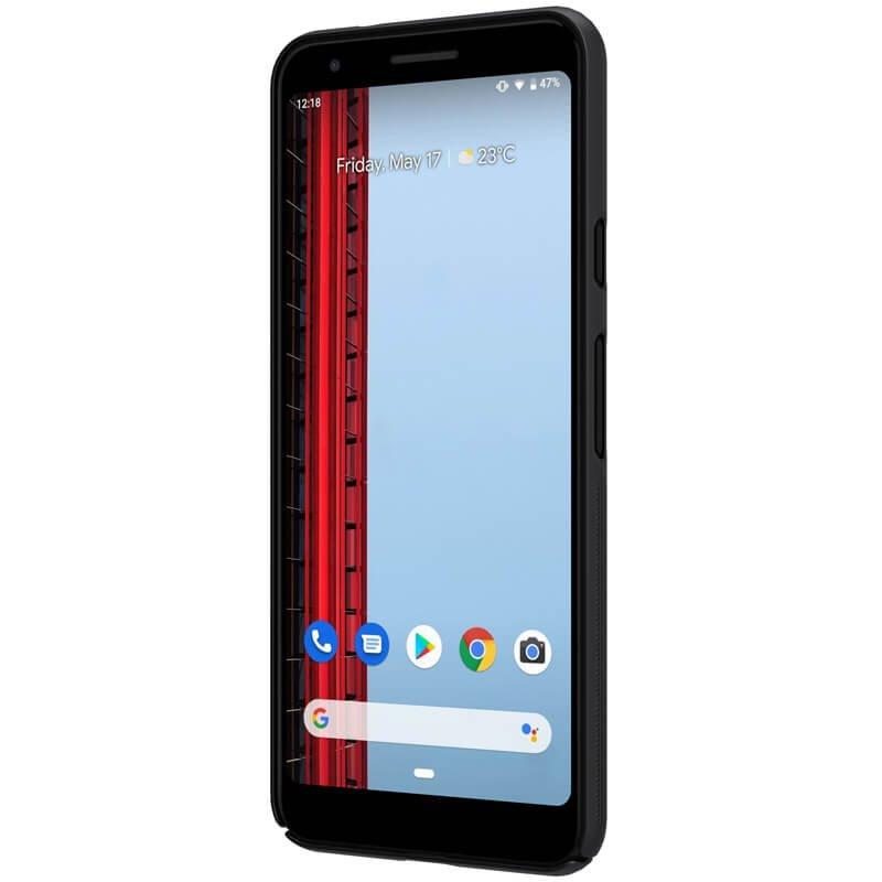 Nillkin Super Frosted Zadní Kryt pro Google Pixel 3A Black