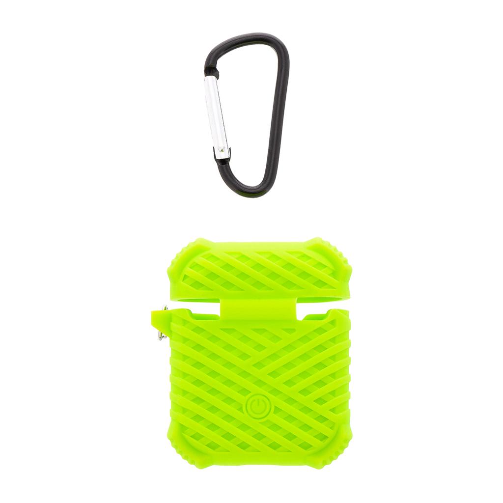 Handodo Silikonové Pouzdro pro Apple Airpods Green (EU Blister)