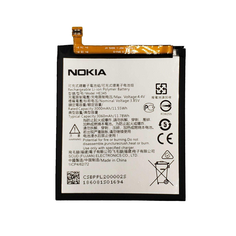 HE345 Nokia Baterie 3000mAh Li-Ion (Bulk)