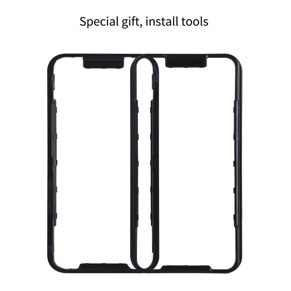 Nillkin Tvrzené Sklo 3D DS+ MAX Black pro OnePlus 7 Pro