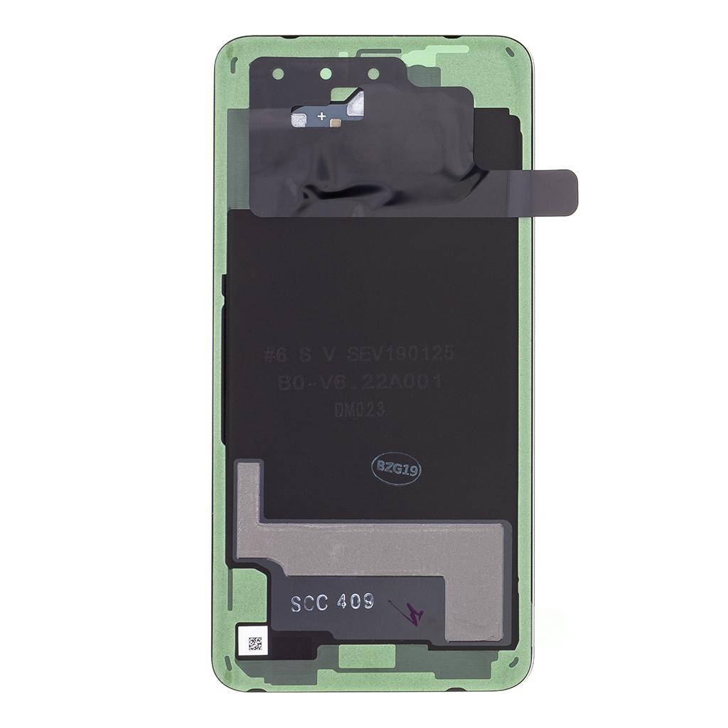 Samsung G970 Galaxy S10e Kryt Baterie Black (Service Pack)