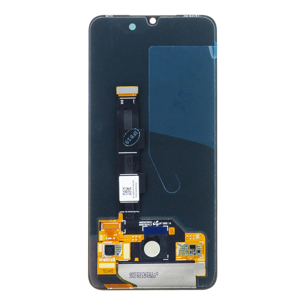LCD Display + Dotyková Deska pro Xiaomi Mi9 SE Black