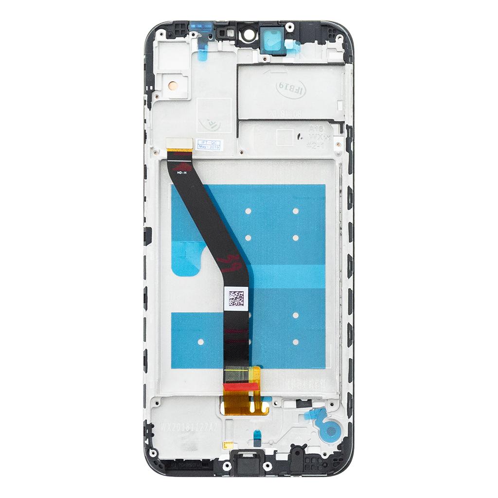 Huawei  Y6 2019 LCD Display + Dotyková Deska + Přední Kryt Blue