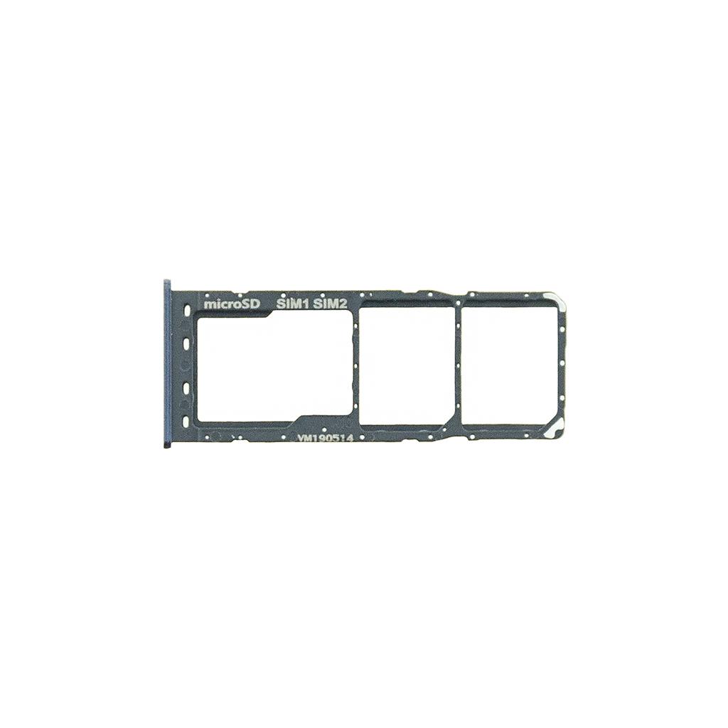 Samsung Galaxy A10 Držák SIM Black (Service Pack)