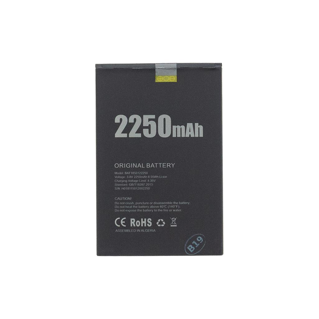 Doogee Baterie 2250mAh pro X11 (Bulk)