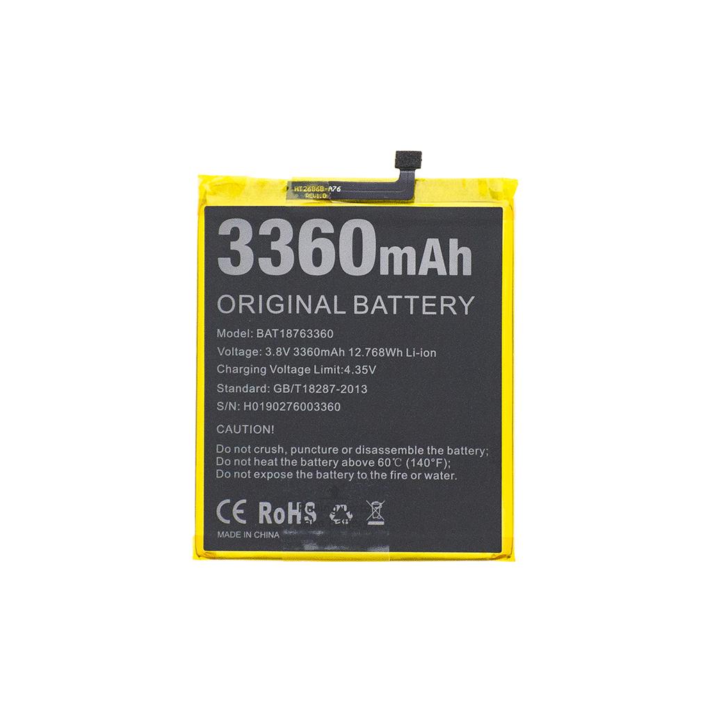 Doogee Baterie 3360mAh pro Y7 (Bulk)