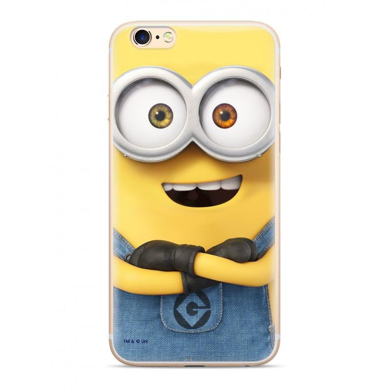 Minions Zadní Kryt 029 pro iPhone 5/5S/SE Multicolored