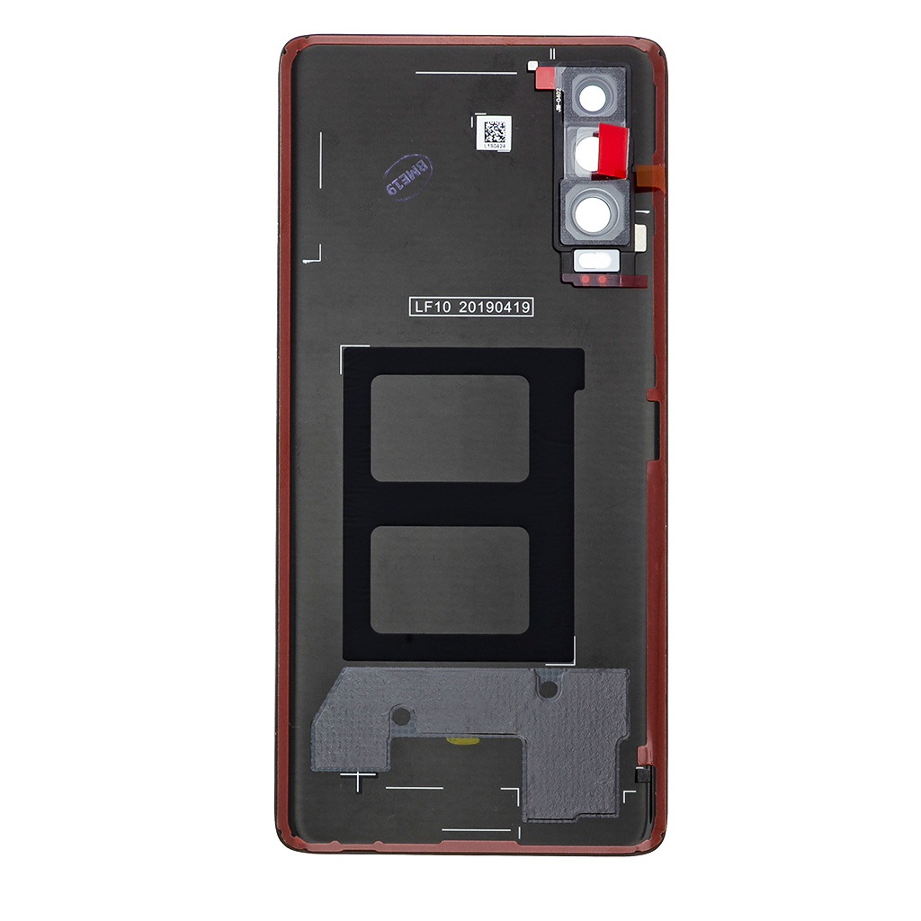 Huawei P30 Kryt Baterie Black (Service Pack)