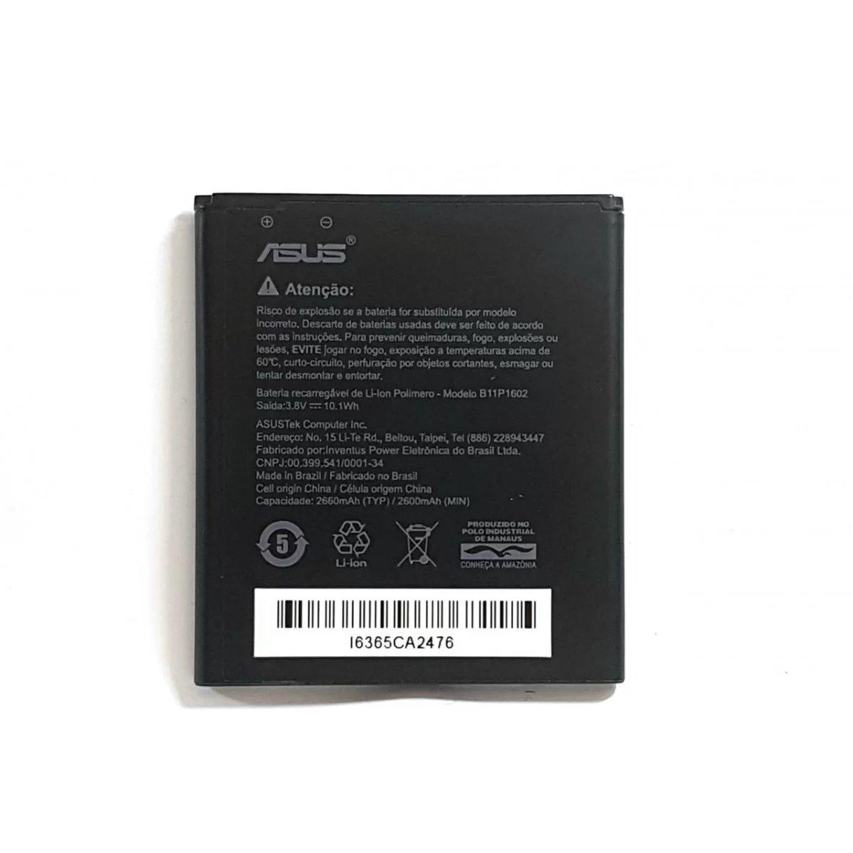 Asus B11P1602 Original Baterie 2660mAh Li-Pol (Bulk)
