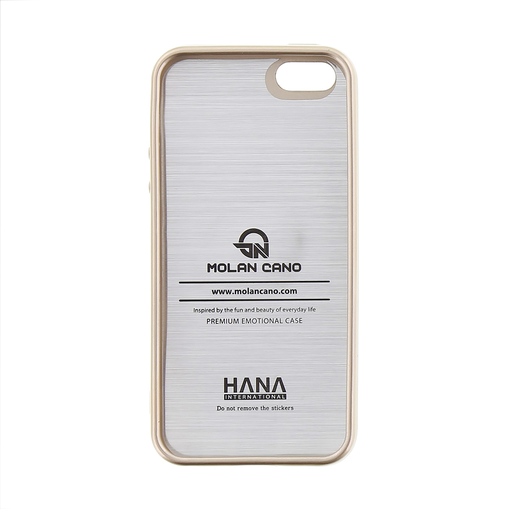 Molan Cano Jelly TPU Kryt pro iPhone 11 Pro Gold