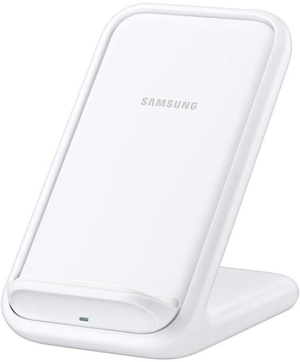 EP-N5200TWE Samsung 15W Podložka pro Bezdrátové Nabíjení White