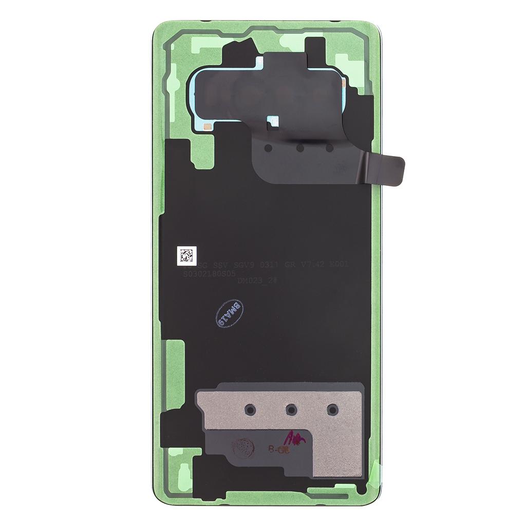 Samsung G975 Galaxy S10+ Kryt Baterie Prism Green (Service Pack)