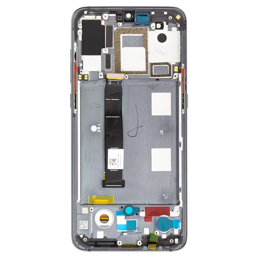 LCD Display + Dotyková Deska + Přední Kryt pro Xiaomi Mi9 Black