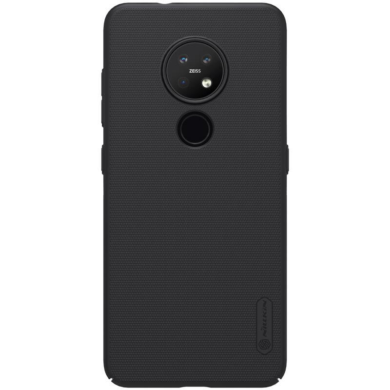 Nillkin Super Frosted Zadní Kryt pro Nokia 6.2/7.2 Black