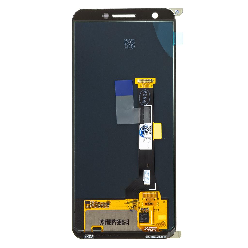LCD Display + Dotyková Deska pro Google Pixel 3a