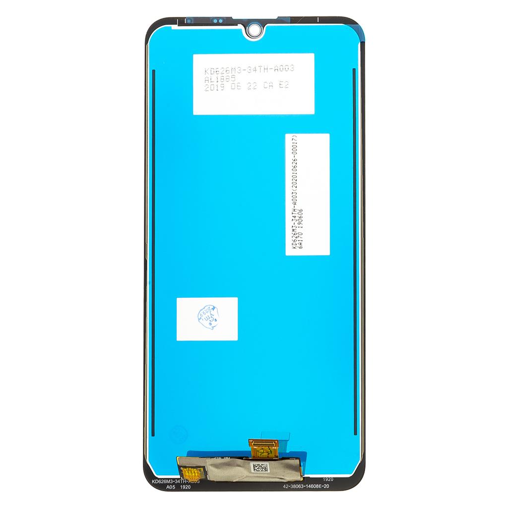 LG Q60 LCD Display + Dotyková Deska Black